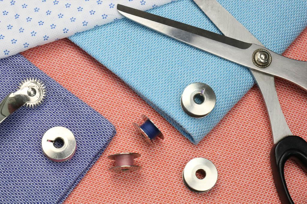 襯衫布料懶人包: 訂製襯衫該選什麼布?